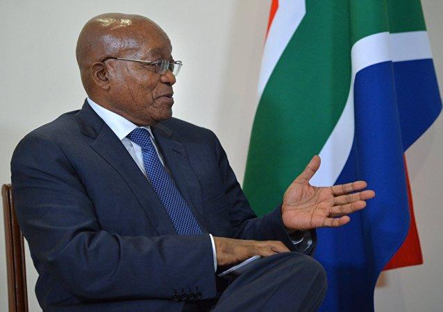南非执政党拟于15日对祖马不信任投票并选举新总统