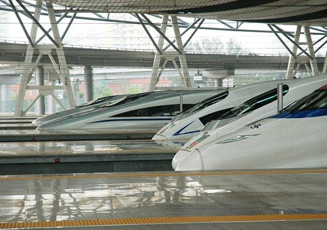 Railway in China