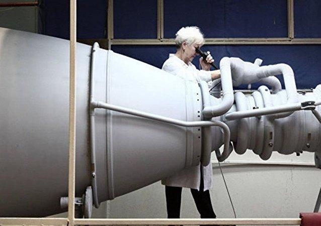 俄罗斯向美国提供今年首批火箭发动机