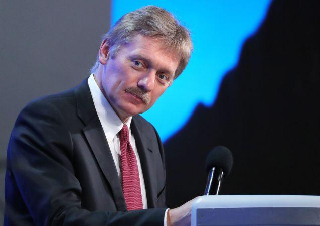 俄总统新闻秘书:俄罗斯不应是美国内部政治斗争的一部分