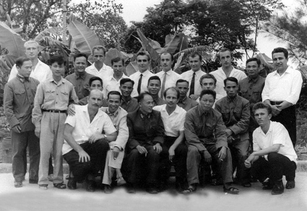 关于越南战争的历史图片