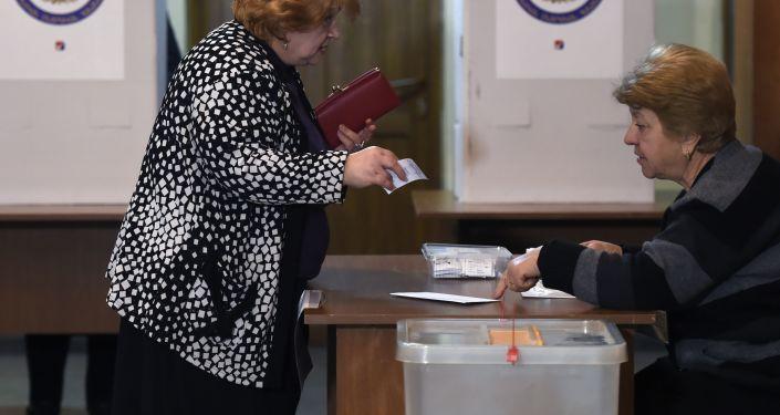 独联体观察员代表团:亚美尼亚议会选举符合民主标准