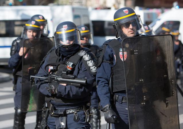 法国警方/资料图片/