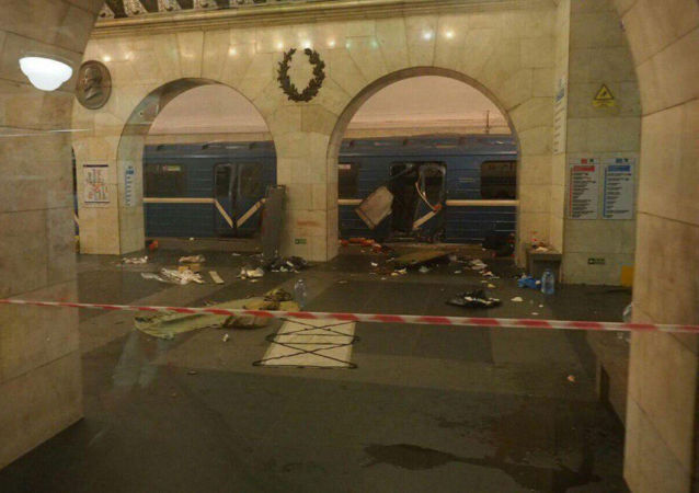 俄反恐委員會承諾將很快查明聖彼得堡地鐵爆炸原因