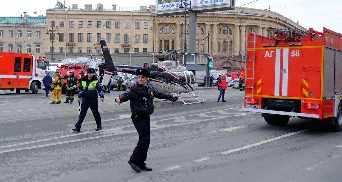 圣彼得堡政府:该市地面公交4月3日将免费