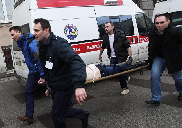 圣彼得堡副市长:目前还有51名恐袭伤者住院治疗