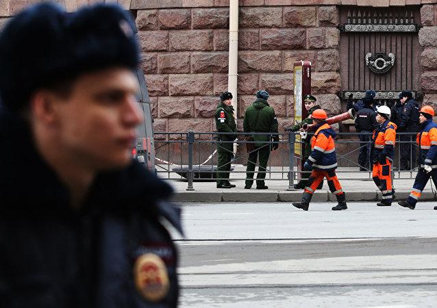 民调:84%俄民众担心国内再发生恐袭