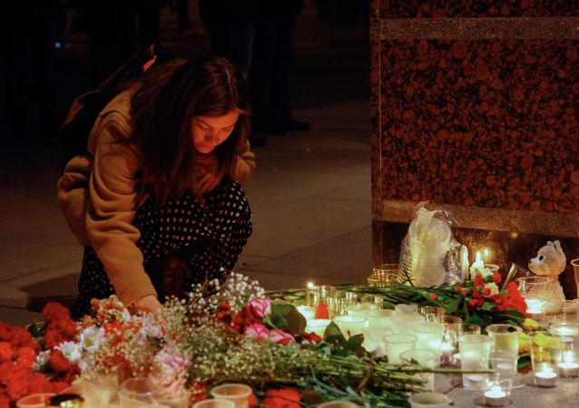 俄联邦安全局局长表示,圣彼得堡地铁恐袭案的指使者身份已被查明