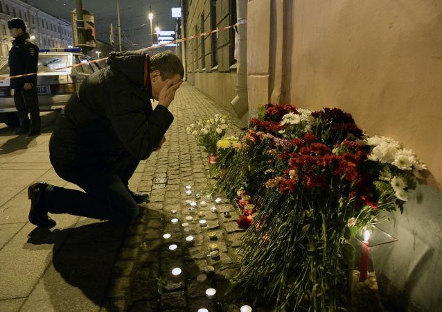 俄法院批准逮捕圣彼得堡恐袭案第11名嫌犯