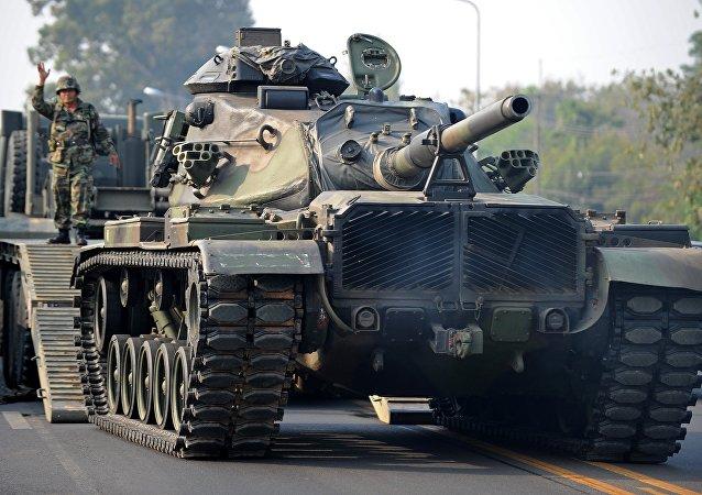 通讯社:泰国将购买10架中国坦克,以替换其旧式美式装备