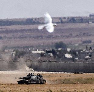 土耳其基利斯遭到来自叙利亚阿夫林的导弹袭击导致1人受伤