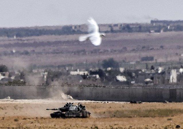 叙驻俄大使:叙认为土开始在叙采取新行动计划是公然侵略