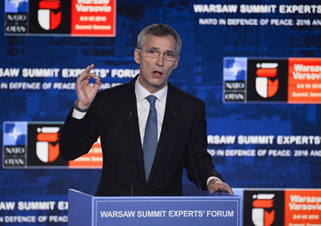北约秘书长:北约与俄关系取得进展