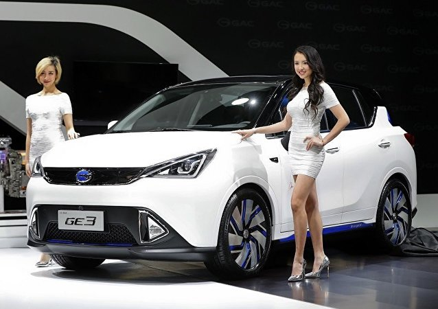 广州汽车集团将在俄列宁格勒州生产汽车