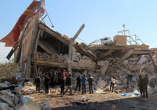 若敘政府軍襲擊伊德利卜 則阿斯塔納和談將失去意義