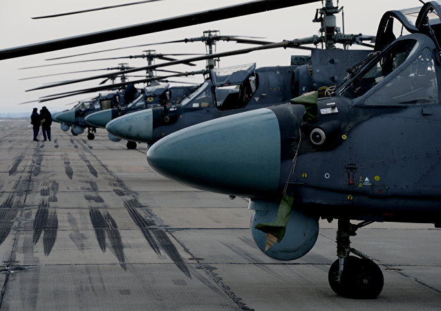 俄空天军2018年将举行500多场各级别演习
