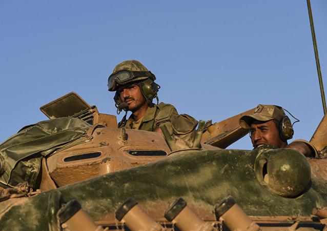 土耳其装甲车