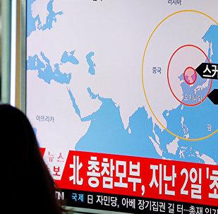 俄国防部:朝鲜导弹发射未对俄罗斯构成任何安全威胁