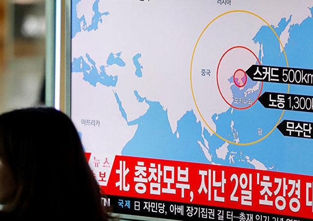 朝鲜人民军总参谋部威胁在美国侵略时先发制人打击美军基地