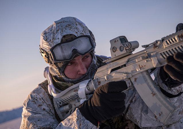 媒体:俄军将在北极地区测试装备