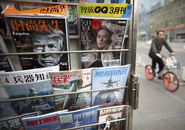 与经济威胁相比美国人更担心安全受到中国威胁