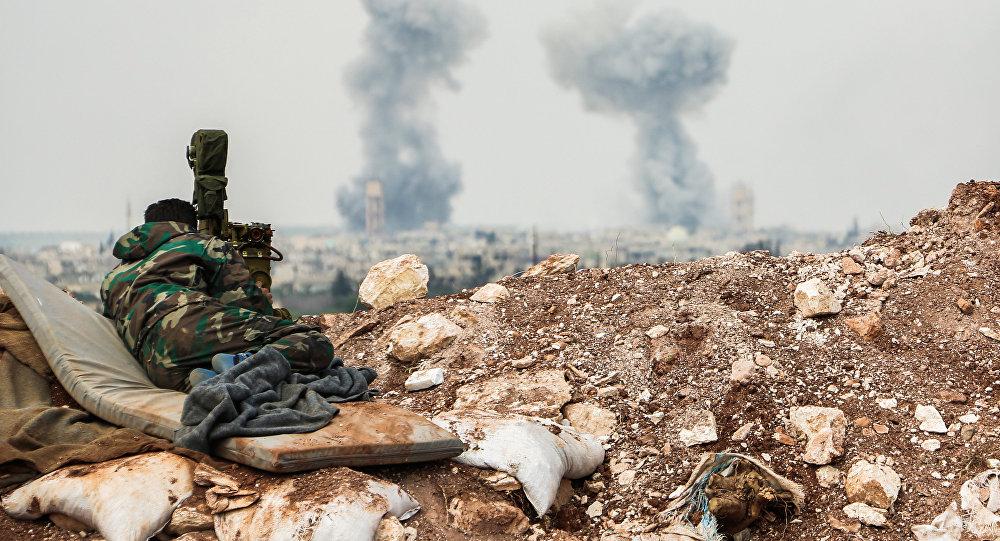 俄外交部:俄将联军攻打叙利亚视为其有意使反对派转向打击阿萨德