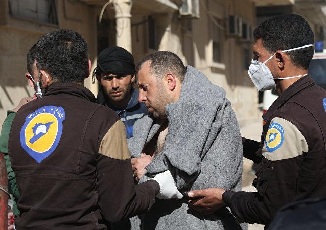 叙利亚军队:美国的行动可能诱发武装分子使用化武