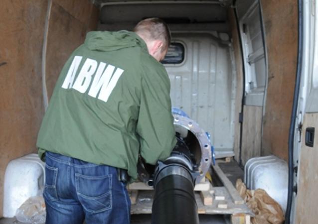 乌克兰公民因向波兰走私战舰高射炮而被逮捕