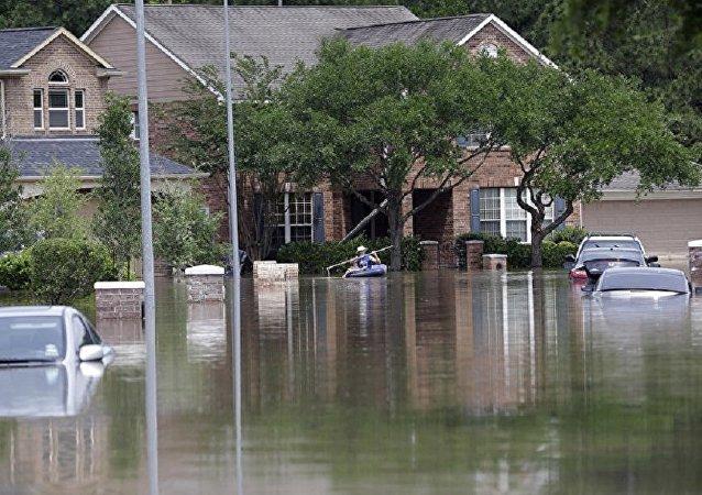 媒体:新西兰政府因最严重洪灾疏散全城