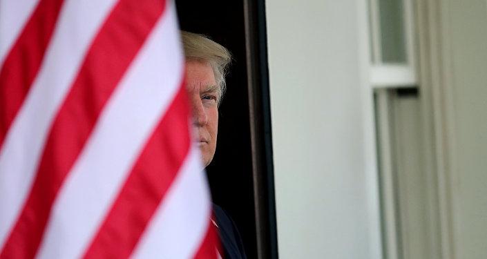 专家:特朗普撕裂俄中关系的企图不会得逞