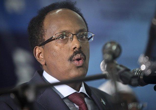 索马里总统穆罕默德