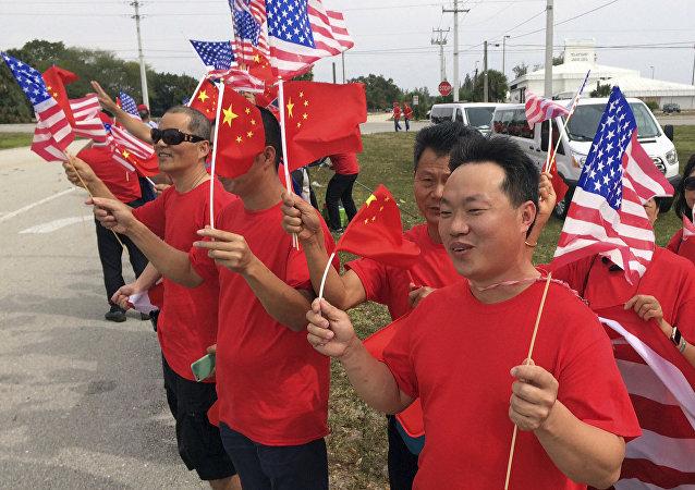 中国外交部:中方希望美国调整对华出口限制政策