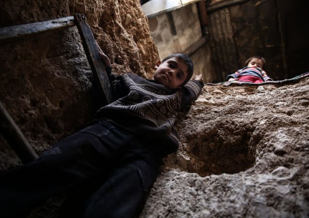 联合国儿童基金会:叙利亚伊德利卜化学攻击导致27名儿童死亡