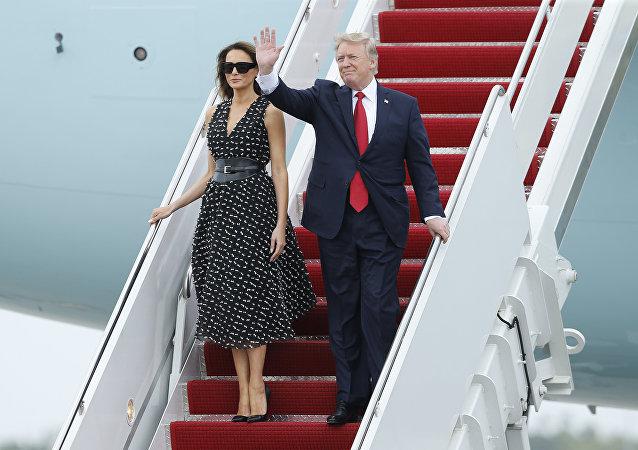特朗普将在2017年访问中国