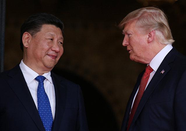 外媒:特朗普领导的美国正把全球领袖的角色让给中国