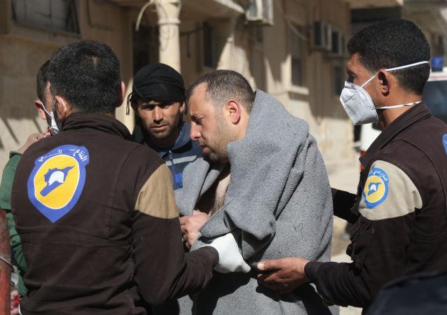 禁化武组织公布叙化武袭击所用化学物质名称