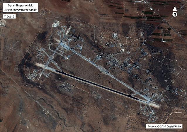 遭美袭击的叙空军基地有5架战斗机完好无损