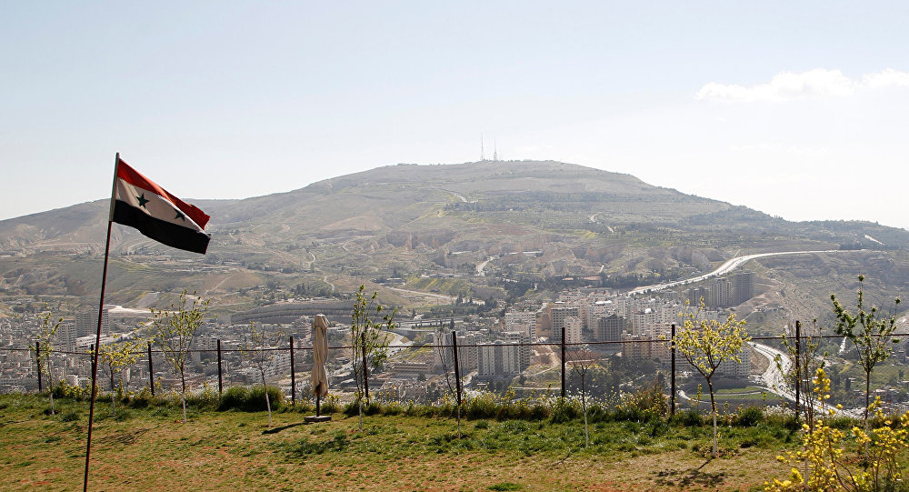俄外长认为美国进入叙利亚南部必须得到大马士革的许可