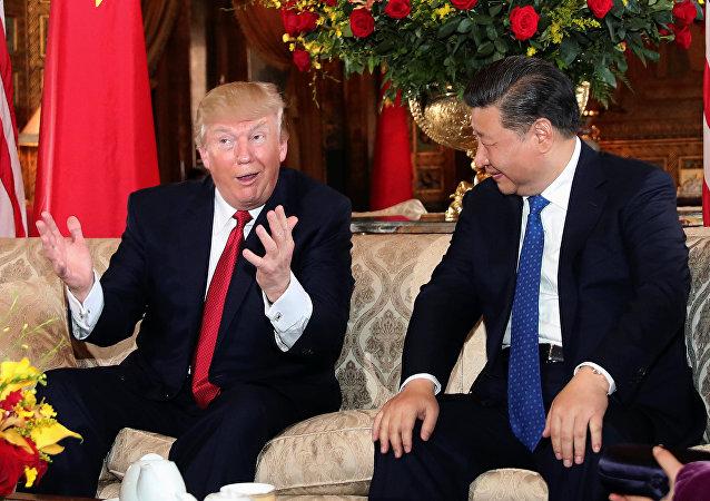 中国外交部:中美保持密切高层交往有利于增进两国互相了解