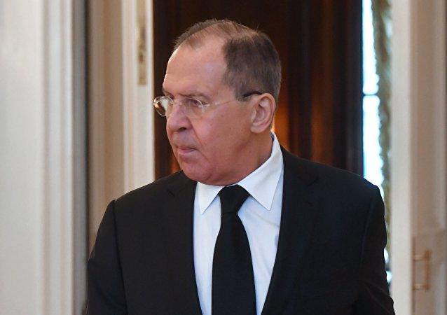 俄外长与美国务卿G20峰会期间讨论国际和双边议题
