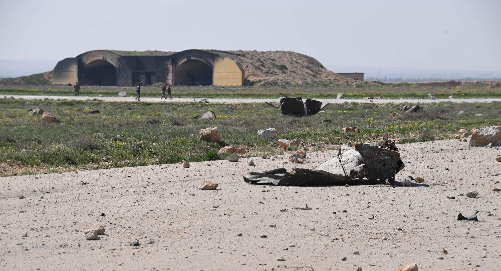 叙利亚军事基地