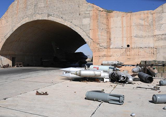 叙利亚沙伊拉特空军基地