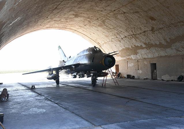叙利亚沙伊拉特空军基