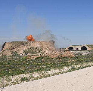 4月17日凌晨敘沙伊拉特空軍基地虛驚一場,該國沒有遭到任何襲擊