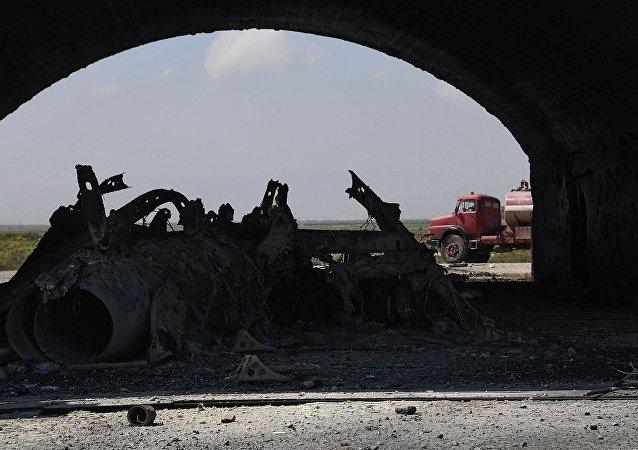 美国对叙导弹袭击