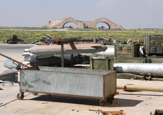 美国对叙利亚进行新的打击