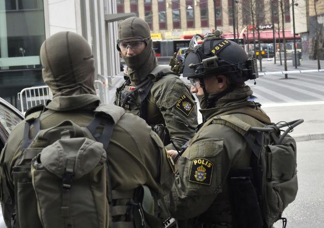 斯德哥尔摩警方(资料图片)