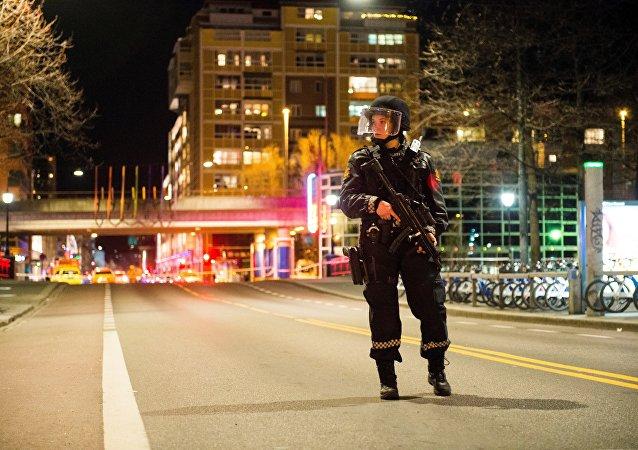 挪威特勤机构正在调查奥斯陆可疑物体事故原因