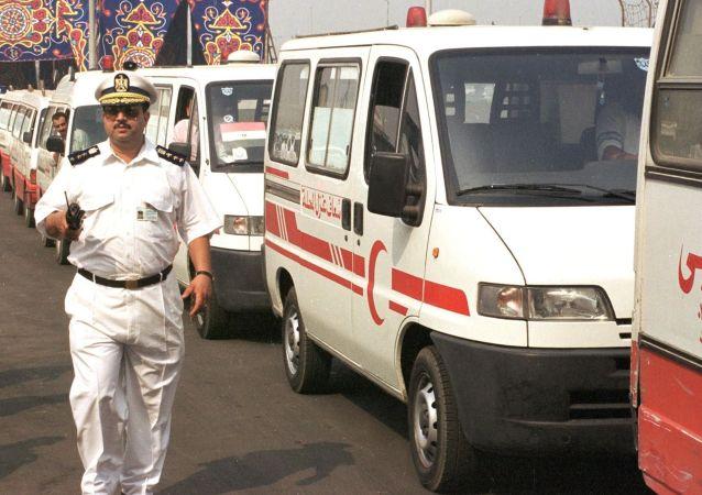 埃及急救车