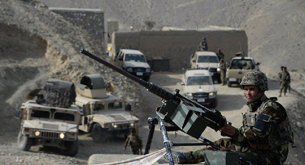 阿富汗西部地區政府軍與塔利班再次爆發衝突